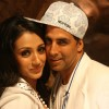 Akshay and Trisha in the movie Khatta Meetha(2010)