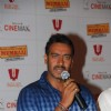 Ajay Devgan at Once upon a time in Mumbai promotional event at Cinemax