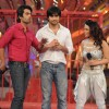Harshad, Arhaan and Rakhi in tv show Zara Nachke Dikha