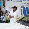 Udaan cast breaks a car to promote movie at Pheonix on Mumbai