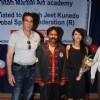 Shilpa Shukla at Yagnesh Shetty''s martial arts institute launch at Powai