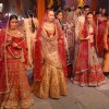Designer Tarun Tahiliani's Bridal Exposition in New Delhi