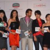 Celina Jaitley, Isha Koppikar, Javed Jaffrey, Gul Panag and Divya Dutta at Hello Darling film music launch