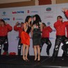 Celina Jaitley and Isha Koppikar at Hello Darling film music launch