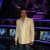 Anu Malik on the sets of Indian Idol at Film City
