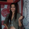 Sonam at Red FM