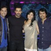 Indian Idol at Filmistan Studio, Mumbai, Tuesday