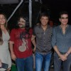 Pritam, Madhur Bhandarkar and Jitendra at ''''Once upon a time in Mumbai'''' success bash hosted by Ekta