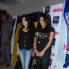Bhagyashree and Sheebha at Aisha Premiere at Mumbai