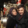 Still image of Ranbir and Priyanka