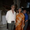 Ratna Pathak Shah and Naseeruddin Shah at Complicate''s A Disappearing Number play at NCPA