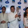 Rakesh Maini, Sree Ram and Bhoomi at Indian Idol 5 grand finale at Filmistan