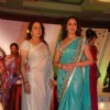 Esha and Hema Deol at Derewala fashion show at JW Marriott