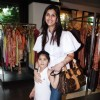 Payal Singhal and Gayatri Khanna showcase at Amara