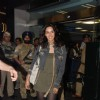 Mallika Sherawat comes to India at International Airport