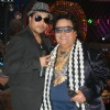 Mika and Bappi Lahiri as a guest in tv show Chhote Ustaad