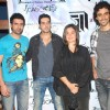Harman Baweja, Zayed Khan, Pooja Bhatt and Kunal Kapoor were judges at Jamnabai Schools Cascade Inter-School competition at Juhu