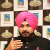 Navjot Singh Sidhu on the sets of Entertainment Ke Liye Kuch Bhi Karega at Yashraj