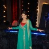Aashka Goradia on the sets of Aahat serial at Goregaon