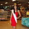 Miss India Neha Hinge at World Kitchen at Malad