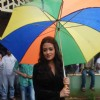 "Riya Sen at ""A Strange Love Story"" film on location at Kamalistan"