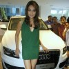 Bipasha Basu at Audi showroom launch