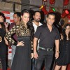 Salman Khan and Sonakshi Sinha at Dabangg premiere at Cinemax