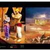 Wallpaper of the movie Ramayana - The Epic