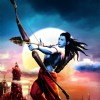 Still image from the movie Ramayana - The Epic