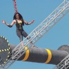 Priyanka Stunts in Fear Factor - Khatron Ke Khiladi x 3