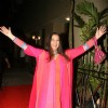 Shabana Azmi birthday bash at Juhu