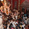 Amitabh and Abhishek Bachchan seek Ganesha Blessings in Mumbai