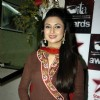 Divyanka Tripathy at The Indian Television Academy Awards, in Mumbai