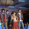 Priyanka Chopra walks the ramp for DHL Anjana Anjani show by Manish Malhotra at JW Mariott