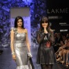 Sridevi walks the ramp at Neeta Lulla show for Lakme Fashion Week