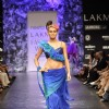 Model walks the ramp at Neeta Lulla show for Lakme Fashion Week