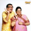 Rajeev Mehta and Supriya Pathak in the movie Khichdi - The Movie | Khichdi - The Movie Photo Gallery