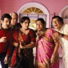 Scene from Khichdi - The Movie