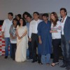 Hrithik and Aishwarya unveil first look of Sanjay Leela Bhansali's 'Guzaarish' at Cinemax