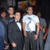 Salman Khan, Aamir Khan and Arbaaz Khan at Dabangg success bash at Vie Lounge