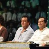 Irfan Khan, Kangna Ranaut, Sanjay Dutt and Sonu Nigam on the sets of Chhote Ustaad