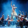 Worlds First and Historic Performance Bharatnatyam on Wheel Chairs