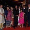 Cast at Khichdi the movie premiere at Cinemax