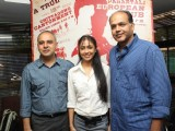 First Look Launch of film 'Khelein Hum Jee Jaan Sey' at Goregaon, Mumbai