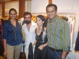 Launch Of Gogee-Sharddha-Mayank Designer Wear in Mumbai
