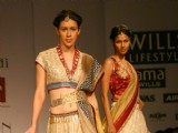 Wills Lifestyle India Fashion Week-Spring summer 2011,in New Delhi