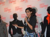 Sonam Kapoor at Esprit store in Bandra