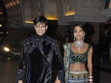 Vivek Oberoi's wedding reception at ITC Grand Maratha