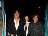 Jackie Shroff launches WTF restaurant at Versova