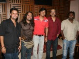 Shaan and Jojo recorded song for the Hindi film Satrangee Parachute
